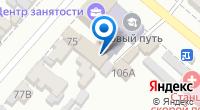Компания Технолуч+ на карте