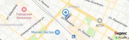 БлинОК на карте Армавира