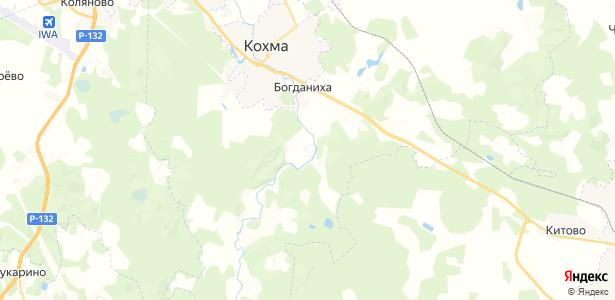 Сальцево на карте