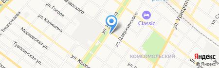 СТРОЙЛИГА на карте Армавира