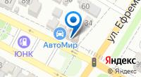 Компания Автоювелир на карте