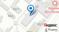 Компания Вантекс на карте