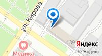 Компания Грин на карте