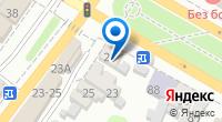 Компания МАГИЯ на карте