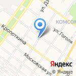 ВЛАдимирЪ системы БезОпасности на карте Армавира