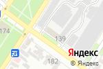 Схема проезда до компании Русский холодок в Армавире