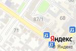 Схема проезда до компании Банк Уралсиб, ПАО в Армавире