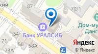 Компания Образование плюс на карте