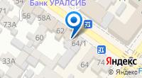 Компания Т.Е.Р. и К на карте