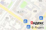 Схема проезда до компании Уралсиб, ЗАО в Армавире
