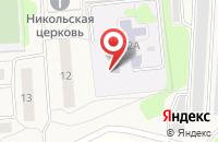 Схема проезда до компании Детский сад в Подвязновском