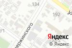 Схема проезда до компании РиМет в Армавире