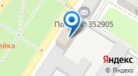 Компания АОМЗ на карте