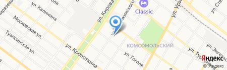 Р.иМет на карте Армавира