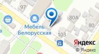 Компания Цветочная лавка на карте