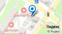 Компания Маленькая страна на карте