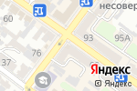 Схема проезда до компании Московский ювелирный завод в Армавире