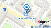 Компания МДФ-ЮГ+ на карте
