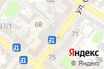 Схема проезда до компании Центральная детская библиотека им. З. Космодемьянской в Армавире