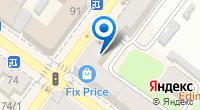Компания Симпатик на карте