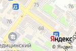 Схема проезда до компании Modern в Армавире
