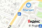 Схема проезда до компании РОСПЕЧАТЬ в Армавире