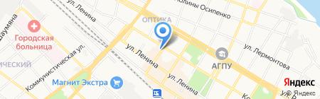 Агент.ру на карте Армавира