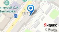 Компания Аэробизнес на карте