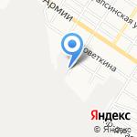 Гильдия мастеров на карте Армавира