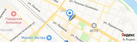 Professional на карте Армавира