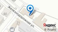 Компания ДЕАН на карте