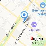 Армавирский центр медицинской профилактики на карте Армавира
