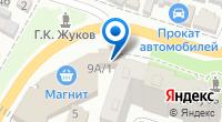 Компания Строймир на карте