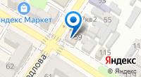 Компания Гефест21 на карте