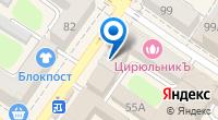 Компания Банк ВТБ на карте