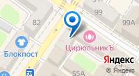 Компания Талан на карте