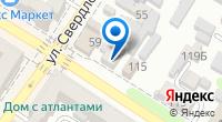 Компания Мотико на карте