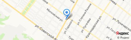 ЕВРОПА на карте Армавира