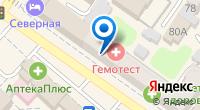 Компания 585 на карте