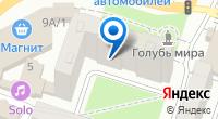 Компания Розали на карте