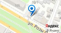 Компания Косметичка на карте