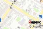 Схема проезда до компании Общественная приемная советника Председателя городской Думы Краснодарского края в г. Армавире в Армавире