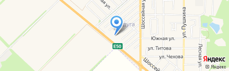 Банкомат МОСКОВСКИЙ ИНДУСТРИАЛЬНЫЙ БАНК на карте Армавира