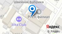 Компания Скорина на карте