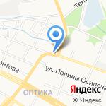 Напитки Новокубанска на карте Армавира
