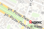 Схема проезда до компании Косметичка в Армавире
