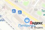 Схема проезда до компании 888.ru в Армавире