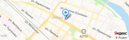 СМП Автоматика на карте Армавира