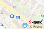 Схема проезда до компании МИКРОЗАЙМ-СТ в Армавире