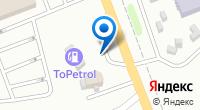 Компания АЗС TopPetrol на карте